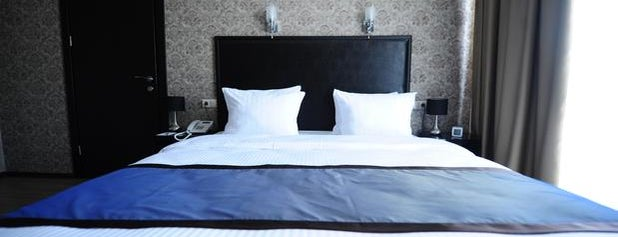 Best Western Tbilisi Hotel is one of x.