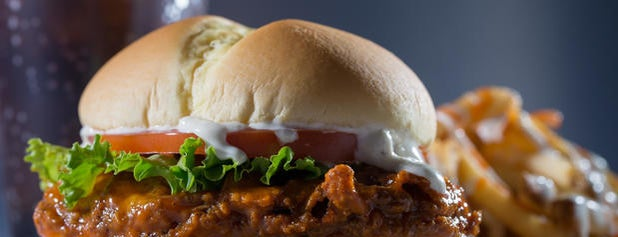 Wayback Burgers is one of Food Critic!.