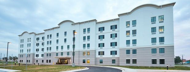 Candlewood Suites JBSA is one of The 15 Best Hotels in San Antonio.