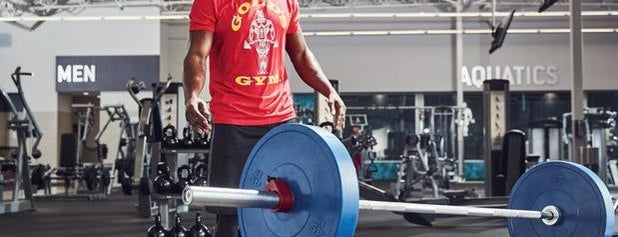 Gold's Gym is one of #416by416 - Dwayne list1.