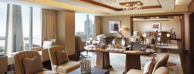 The Ritz-Carlton Toronto is one of Toronto.