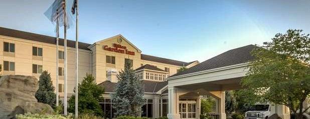 Hilton Garden Inn Is One Of The 15 Best Hotels In Boise.