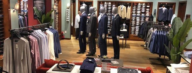 Charles Tyrwhitt is one of places to review.