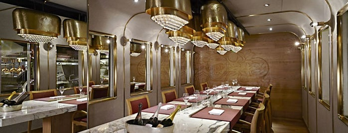 The Krug Room is one of Hong Kong.