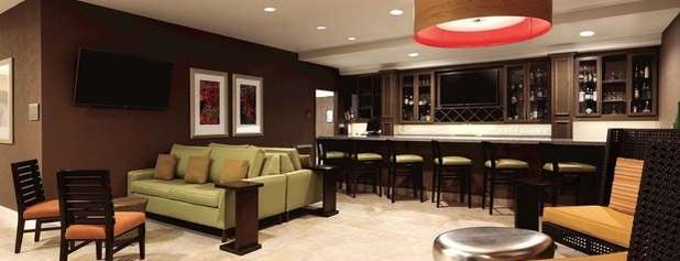 Hilton Garden Inn is one of Places I've stayed.