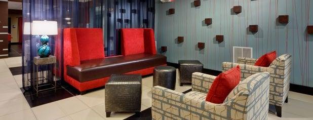 Holiday Inn Express & Suites York Ne - Market Street is one of Often.
