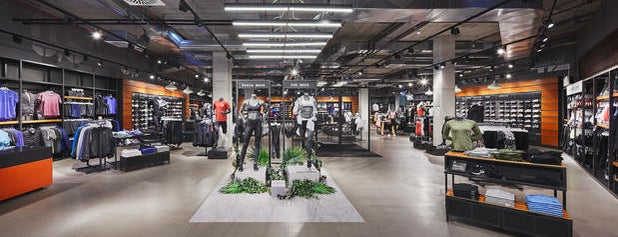 Nike Store is one of Berlin.