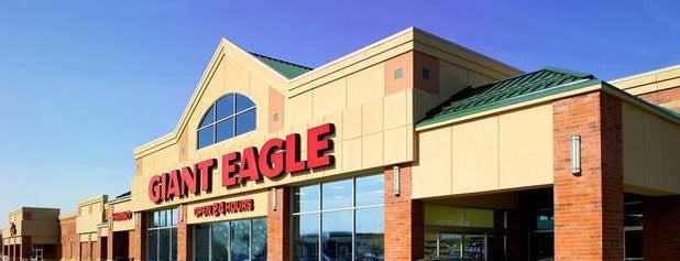 Giant Eagle Supermarket is one of Frequent Visits.