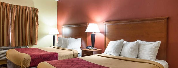 Econo Lodge Inn & Suites is one of hotels.