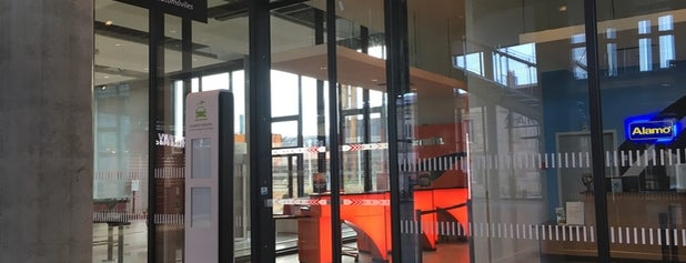 Sixt Bordeaux Gare is one of Sixt France.
