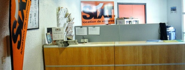 Sixt Perpignan is one of Sixt France.