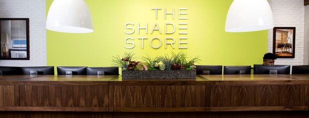 The Shade Store® is one of DwellStudio's Guide to Soho.