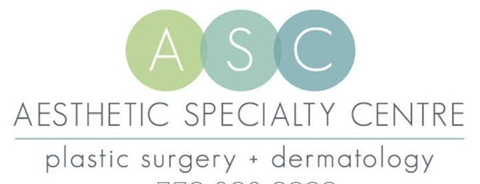 Aesthetic Specialty Centre is one of Members of the Roswell BA.