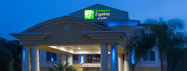 Holiday Inn Express & Suites Tavares - Leesburg is one of Hotels in the Area.