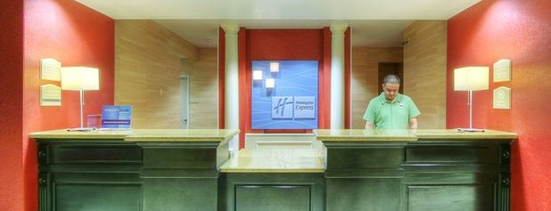Holiday Inn Express & Suites Tucumcari is one of IHG Hotels.