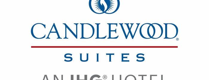 Candlewood Suites Jacksonville East Merril Road is one of JAX , FL.