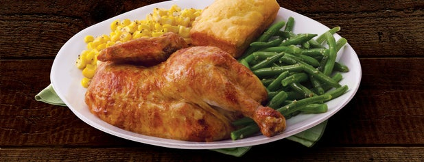 Boston Market is one of My Favorite Places.