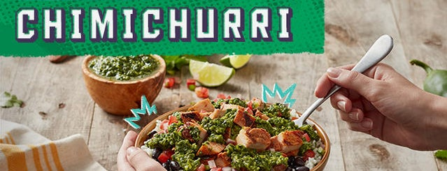 QDOBA Mexican Eats is one of Food Critic!.