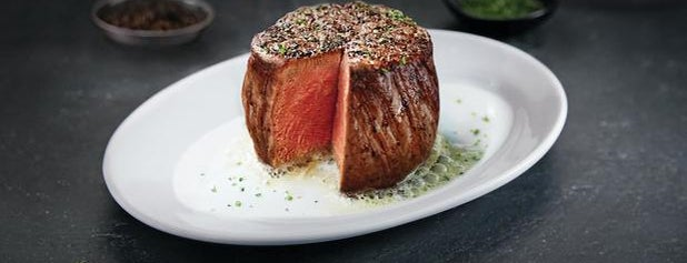 Ruth's Chris Steak House is one of The 15 Best Steakhouses in Denver.