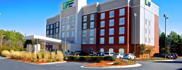 Holiday Inn Express & Suites Dubois is one of Our Partners.
