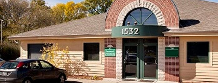 Deerwood Orthodontics Racine is one of popular places.