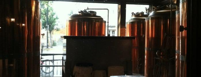 Copper Creek Brewing Co. is one of 20 favorite restaurants.