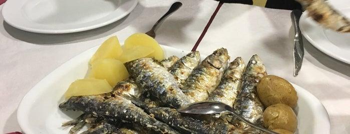Restaurante Teresa is one of Restaurantes (Grande Porto).