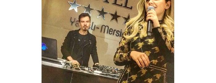 Ulu Resort Hotel Night Club is one of Aydıncık / Mersin.