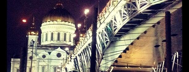 Патриарший мост is one of М..