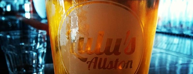 Lulu's Allston is one of The 15 Best Places That Are Good for Dates in Boston.