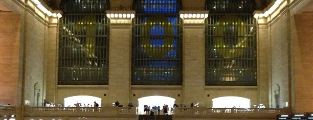 Grand Central Terminal is one of NYC Manhattan 14th-65th Sts & Central Park.