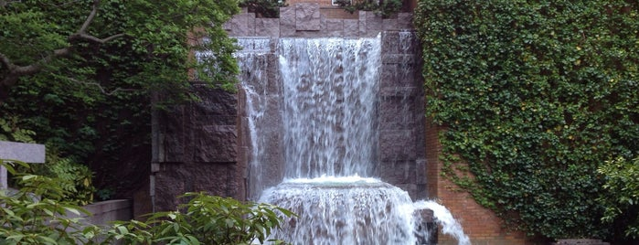 Greenacre Park is one of NYC Manhattan 14th-65th Sts & Central Park.