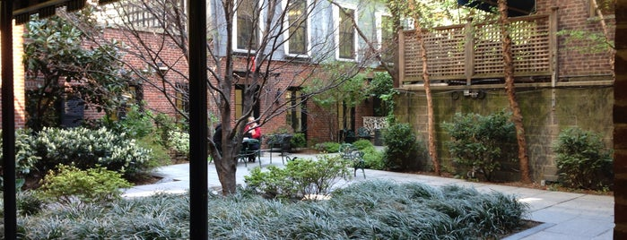 amster yard is one of NYC Manhattan 14th-65th Sts & Central Park.