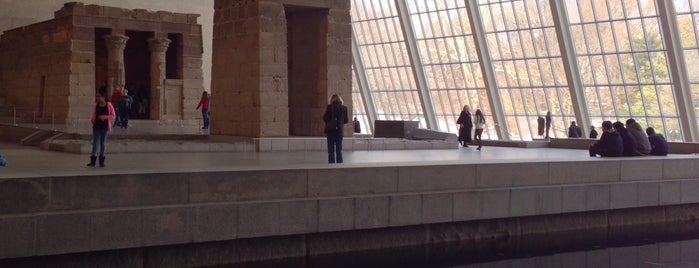 Temple of Dendur is one of NYC Manhattan East 65th St+.