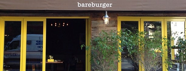 Bareburger is one of UES To-Do.