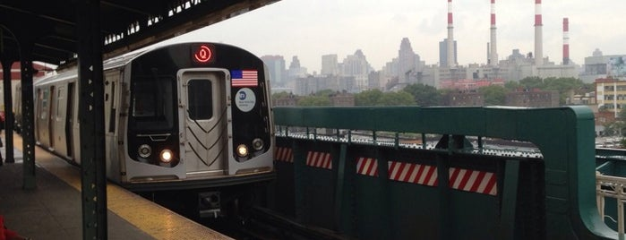 MTA Subway - Queensboro Plaza (N/W/7) is one of MTA Subway - N Line.