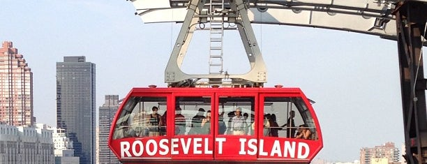 Roosevelt Island Tram (Roosevelt Island Station) is one of New York.