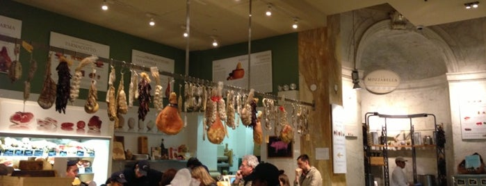 Eataly is one of NYC Manhattan 14th-65th Sts & Central Park.