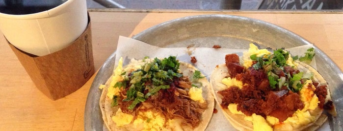 Choza Taqueria is one of NYC Manhattan 14th-65th Sts & Central Park.