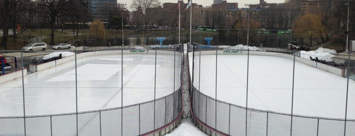 Lasker Pool & Ice Rink is one of Best Spots for Kids - NYC.