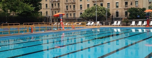 John Jay Swimming Pool is one of NYC Manhattan East 65th St+.