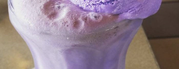 The Purple Cow Restaurant is one of The Best Milkshake in Every State.