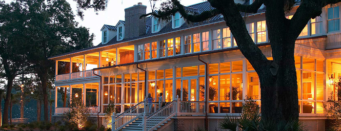 Inn at Palmetto Bluff is one of I Want Somewhere: Hotels & Resorts.