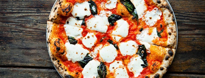 Roberta's Pizza is one of 92 Days of Summer in NYC.