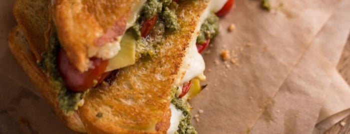 Melty Way is one of The Best Grilled Cheese in Every U.S. State.