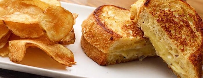 Honey Salt is one of The Best Grilled Cheese in Every U.S. State.