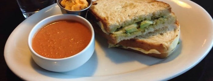 Bassett Street Brunch Club is one of The Best Grilled Cheese in Every U.S. State.