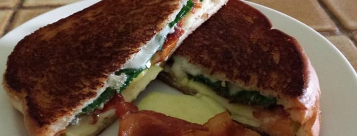 the cheese melt is one of The Best Grilled Cheese in Every U.S. State.