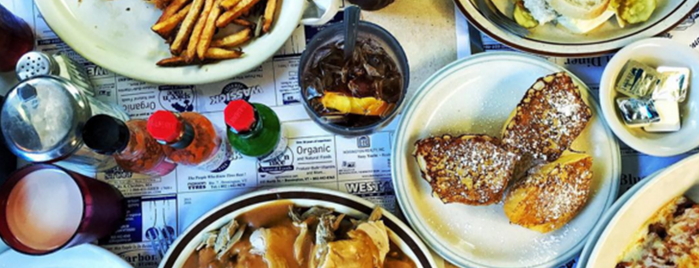 Blue Benn Diner is one of The 20 Best Diners in America.