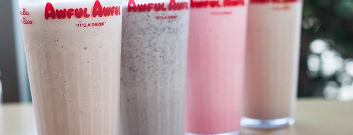 Newport Creamery is one of The Best Milkshake in Every State.